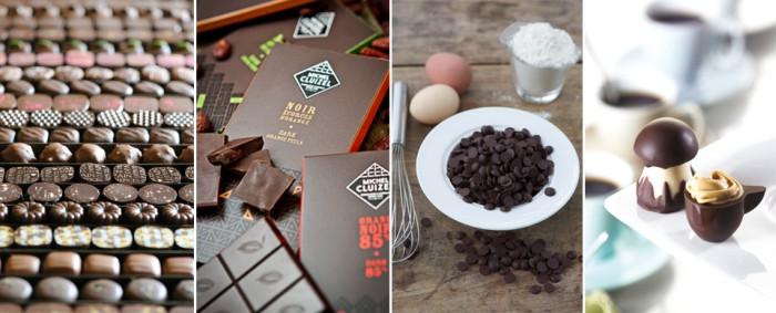 produkty domu czekolady Cluizel